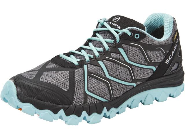 gamme exceptionnelle de styles homme pourtant pas vulgaire Scarpa Proton GTX WMN Chaussures de trail Femme, gray/sky